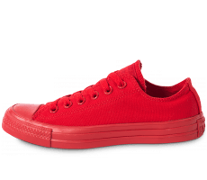 Chaussures Converse Chuck Taylor All Star Mono OX rouge