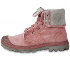 Chaussures Palladium US BAGGY OLD ROSE