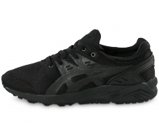 Chaussures Asics Gel Kayano Trainer Evo triple noire