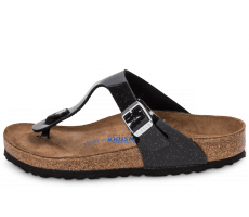Chaussures Birkenstock Gizeh Magic Galaxy noire