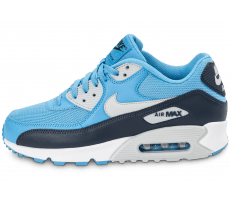 Chaussures Nike Air Max 90 Essential bleue
