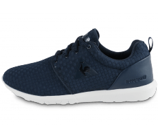 Chaussures Le Coq Sportif Dynacomf Woven bleue