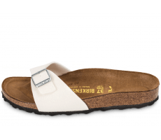 Chaussures Birkenstock Madrid Magic Galaxy blanche
