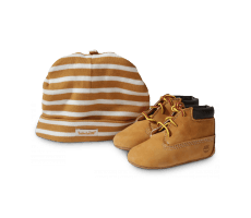 Chaussures Timberland Pack Boots 6-inch Crib Bonnet Beige