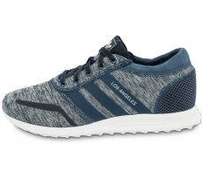 Chaussures adidas Los Angeles W bleue