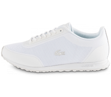 Chaussures Lacoste Helaine Runner blanche