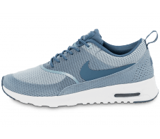 Chaussures Nike Air Max Thea TXT blue grey