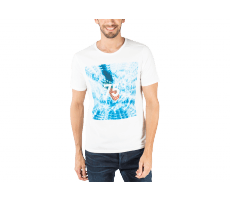 Textiles Jack & Jones T-Shirt Photo blanc