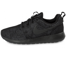 Chaussures Nike Roshe One Moire noire