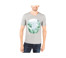 Textiles Jack & Jones T-Shirt Photo gris