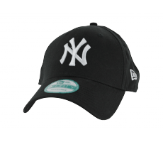 Accessoires New Era Casquette 9/40 MLB The League New York Yankees Noir et blanc