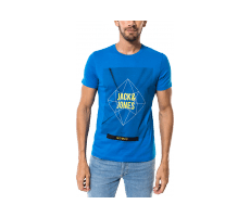 Textiles Jack & Jones T-Shirt Float Belkin bleu