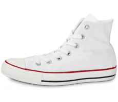 Chaussures Converse Chuck Taylor All Star Hi blanche