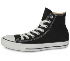 Chaussures Converse Chuck Taylor All Star Hi noire