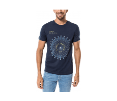 Textiles Jack & Jones T-Shirt Float Belkin bleu marine