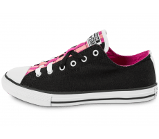 Chaussures Converse Chuck Taylor All-Star Loopholes Junior noire