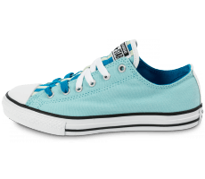 Chaussures Converse Chuck Taylor All-Star Loopholes Junior bleu ciel