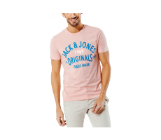 Textiles Jack & Jones T-Shirt Athletic Rose