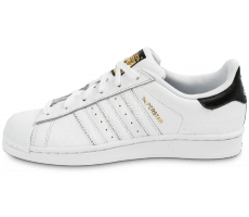 Chaussures adidas Superstar Animal Junior blanche