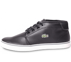 Chaussures Lacoste Ampthill Mid noire