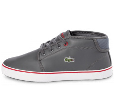 Chaussures Lacoste Ampthill Mid Junior grise