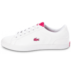 Chaussures Lacoste Lerond Junior blanche