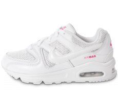 Chaussures Nike Air Max Command enfant blanche