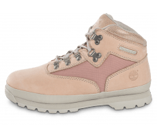Chaussures Timberland Euro Hiker Mid rose