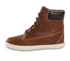 Chaussures Timberland Flannery cuir marron