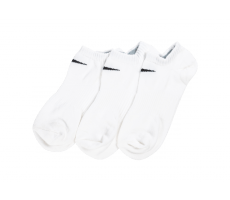 Accessoires Nike Chaussettes Lightweight 3 paires blanches