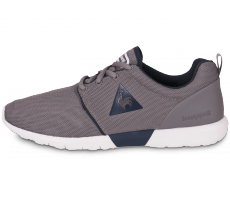 Chaussures Le Coq Sportif DYNACOMF TEXT GRISE