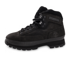 Chaussures Timberland Euro Hiker Mid noire