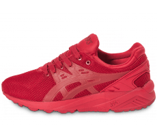 Chaussures Asics Gel Kayano Trainer Evo W rouge