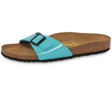 Chaussures Birkenstock MADRID TURQUOISE