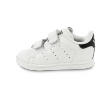 Chaussures adidas Stan Smith CF Bébé blanche