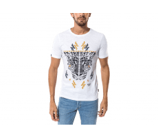 Textiles Jack & Jones T-Shirt Coen blanc