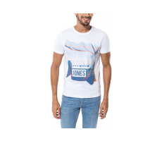 Textiles Jack & Jones T-Shirt Ultra blanc