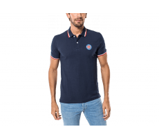 Textiles Jack & Jones Polo Georges Bleu marine