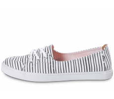 Chaussures Vans Palisades Rayée blanche