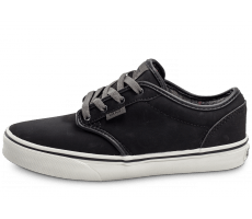Chaussures Vans Atwood Low Cuir Junior  noire