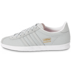 Chaussures adidas Gazelle OG grise perf