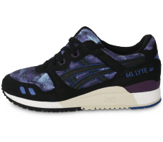 Chaussures Asics Gel Lyte 3 Galaxy Pack noire