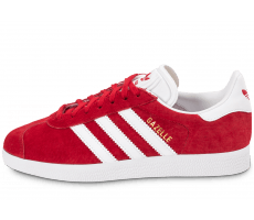 Chaussures adidas Gazelle W rouge