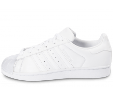 Chaussures adidas Superstar Glossy Toe blanche