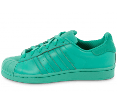 Chaussures adidas Superstar Adicolor Shock Mint W