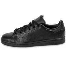 Chaussures adidas Stan Smith Rubber Polka Dot noire