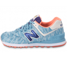 Chaussures New Balance WL574 SIC Summer Waves