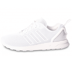 Chaussures adidas ZX Flux ADV Racer blanche enfant