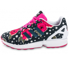 Chaussures adidas ZX Flux Print Junior Multicolor