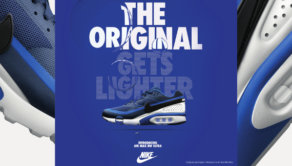 huge discount 98499 efcdd Campagne Air Max, The Original Gets Lighter